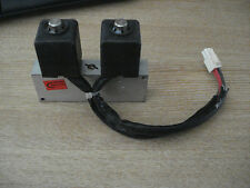 Gas Fire Twin Solenoid Valve 4 Pin Verine and Various Gas Fires 22 cm Cable