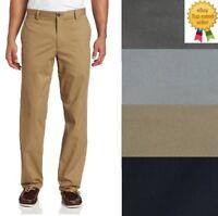 Dockers Mens Pants Easy Khaki D2 Straight Flat size 30 32 33 34 36 38 40 NEW