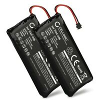2 Original Rechargeable Battery for Nintendo Switch Joy-Con HAC-006