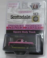 M2 Machines 1979 Chevrolet Scottsdale Chevy Sport 31500-Hs05 Mint On Card