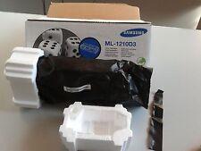 Toner nero originale Samsung ML1210D/ELS