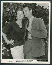 LINDA HUTCHINGS LOUIS JOURDAN in The Best Of Everything '59 WOW LOOK