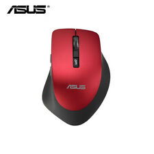 ASUS WT425 wireless optical mute mouse office business notebook desktop - Red