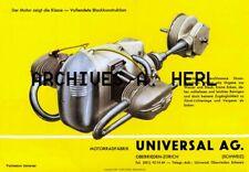 Universal motorcycle German bike print poster ca 8 x 10 print prent poster