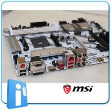Placa base ATX Ryzen MSI B350 TOMAHAWK ARCTIC Socket AM4 con Accesorios