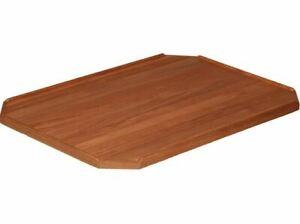 Teak Tischplatte Venice versch. Größen Klapptisch Bootstisch Boot Tisch