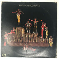 Brass Construction II LP Vinyl Record First Pressing 1976 Jazz Soul Funk Disco