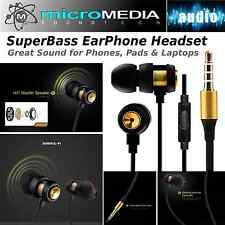 SuperBass Earphone Headset Connect Phone/Pad/Laptop/devices