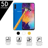 "Protector de Cristal Templado Completo 5D Samsung Galaxy A50 (4G) 6.4"""
