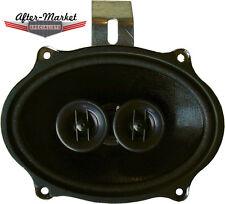 1964 1965 64 65 Chevelle El Camino Dual Voice Coil Dash Speaker Custom Autosound