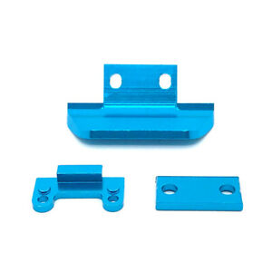 For 1/14 WLtoys 144001 1/12 124017 RC Car Anti Collision Bumper Upgrade Parts