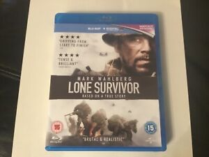 Lone Survivor Blue Ray & Digital HD Ultraviolet DVD
