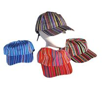 Cap Lid Hat Adjustable Cotton Manta Peru Lot Wholesale 6 Pack Outdoors Assorted
