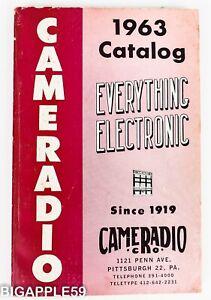 Cameradio Catalog 1963- Radios & Transceivers - Collins Hammarlund Hallicrafters