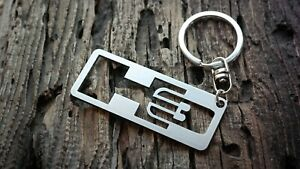 H3 Keychain for Hummer Keyring Fob Metal Lasercut unofficial fan art Unofficial