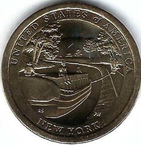2021-P Philadelphia $1 Coin for American Innovation New York Series!