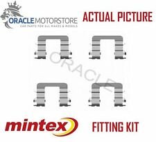 NEW MINTEX FRONT BRAKE PADS ACCESORY KIT SHIMS GENUINE OE QUALITY MBA1696