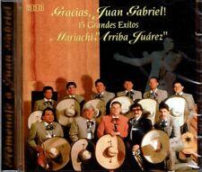 Mariachi Arriba Juarez Gracias Juan Gabriel    BRAND  NEW SEALED CD