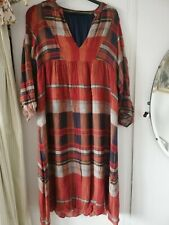 Zara maxi dress long Sleeve, L