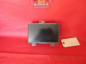 """2012 NISSAN MAXIMA 7"""" DISPLAY SCREEN FOR RADIO, NAVIGATION, TOUCH SCREEN OEM"""