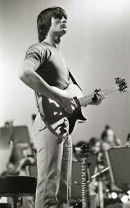 Mike Oldfield Performs On Stage Congresgebouw Den Haag 1979 OLD PHOTO 2