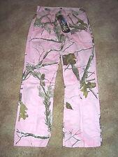 Girls Pink Camo Pants Realtree Camo Pants 10-12 Pink Camouflage Pants Real Tree