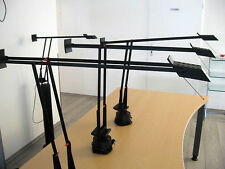 Artemide Tizio 50 Schreibtischleuchte schwarz - Designklassiker