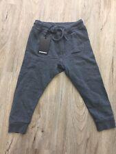 DSQUARED2 BOYS JOGGER PANTS DARK GREY DQ904- AGE 6 YRS