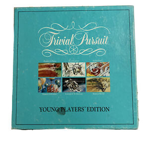 Trivial Pursuit Young Player Edition Complete Free Postage AU Seller