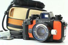 【ALMOST UNUSED】 Nikon Nikonos V Underwater Film Camera & Nikkor 35mm f/2.5 JAPAN