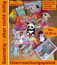Spielzeugpaket für Mädchen - Günstig aber nicht billig - Sonderpreis,