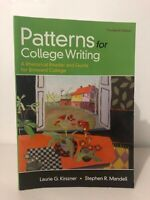 Patterns for College Writing (14th Edition)