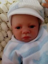 LIFELIKE GREAT CHILD`S FIRST REBORN BABY DOLL BOY SOFT VINYL SUNBEAMBABIES GHSP