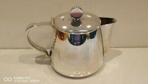 Vintage Clean Beard Montreux Switzerland silver plated tea pot