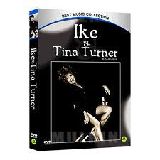 Ike & Tina Turner (DVD *New *Sealed *All Region)