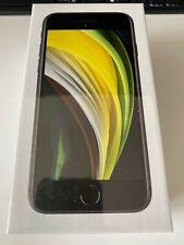 Apple iPhone SE 2nd Gen. - 128GB - Black (Unlocked) A2296 (GSM)