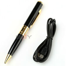 Mini SPY Pen 32GB HD Cam Camera Video USB Recording Hidden SpyCam 1280X1024 DVR