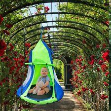 Kids Hanging Swing Hammock/Chairs Tent Play Set