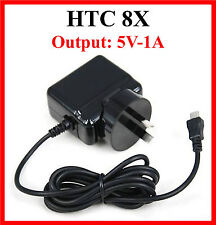 HTC 8X Windows Phone AC Charger 5V-1A