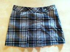 No Boudaries Brand Short Plaid Skirt SZ 9