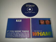 WHAM THE BEST OF WHAM!(EPIC/489020 2)CD ALBUM