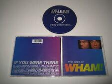 WHAM!/THE BEST OF WHAM!(EPIC/489020 2)CD ALBUM