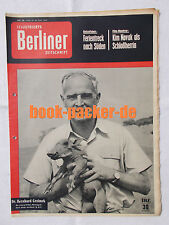 ILLUSTRIERTE BERLINER ZEITSCHRIFT 1959 Nr. 26: Grzimek / Kim Novak