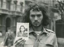 PIERRE CLEMENTI BRITT EKLAND I CANNIBALI 1970 VINTAGE PHOTO ORIGINAL #2