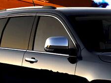 2011-2014 Jeep Grand Cherokee Mirror Cover Set CHROME MOPAR 82212218
