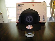 NEW YORK CITY FC MITCHELL & NESS HIP-HOP HAT, CAP, SNAPBACK, NWT, MLS