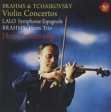 Henryk Szeryng - Brahms & Tchaikovsky: Violin Concert [New CD] Japan - Import