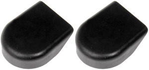 2 Windshield Wiper Arm Nut Covers Replace OEM # 8519212800 For Toyota Scion