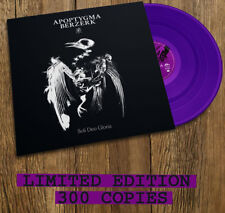 APOPTYGMA BERZERK Soli Deo Gloria (25th Anniversary) LP PURPLE VINYL LTD.300