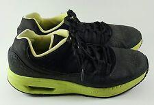Nike Air Jordan CMFT Viz Air 11 Athletic Black/Green Shoes (Sz 6.5Y) 428833-002